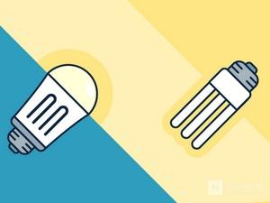 Чем отличаются светодиодные лампы от энергосберегающих?