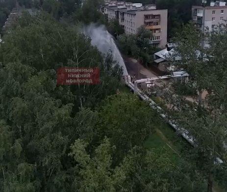 Стала известна причина коммунальной аварии в Ленинском районе - фото 1