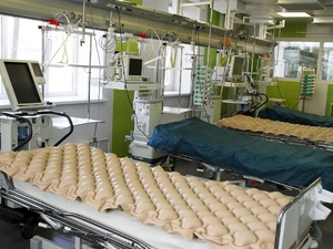 «Главное — не госпитализировать к нам пациента без COVID-19», — врач нижегородского COVID-госпиталя о работе с коронавирусом