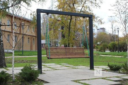 Открытие сквера Интернационалистов в Нижнем Новгороде задерживается из-за поставщика ограждения