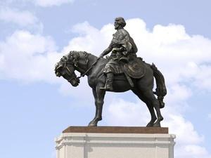 Стало известно, как будет выглядеть памятник Александру Невскому на Стрелке