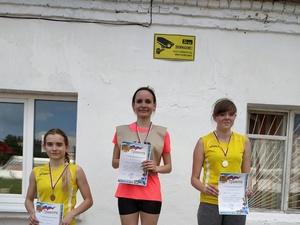 Представители политеха - призеры легкоатлетических соревнований среди вузов