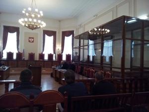 Олег Сорокин расчувствовался в суде