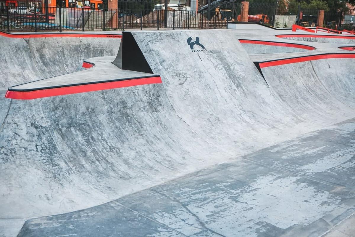 Спортивный парк в «Швейцарии» готов на 75% - фото 2