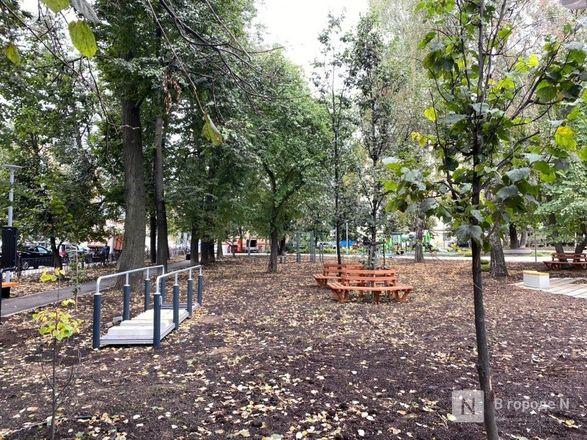 Ковалихинский сквер в очередной раз не сдали в срок - фото 3