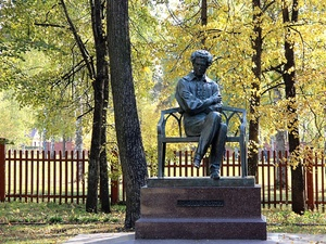 Международный Пушкинский праздник поэзии пройдет в Большом Болдине