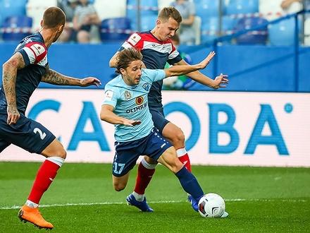 Матч «Нижнего Новгорода» снова занял второе место по посещаемости в ФНЛ