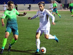 Нижегородский «Олимпиец» обыграл «Уфу» и вышел в 1/8 финала кубка России