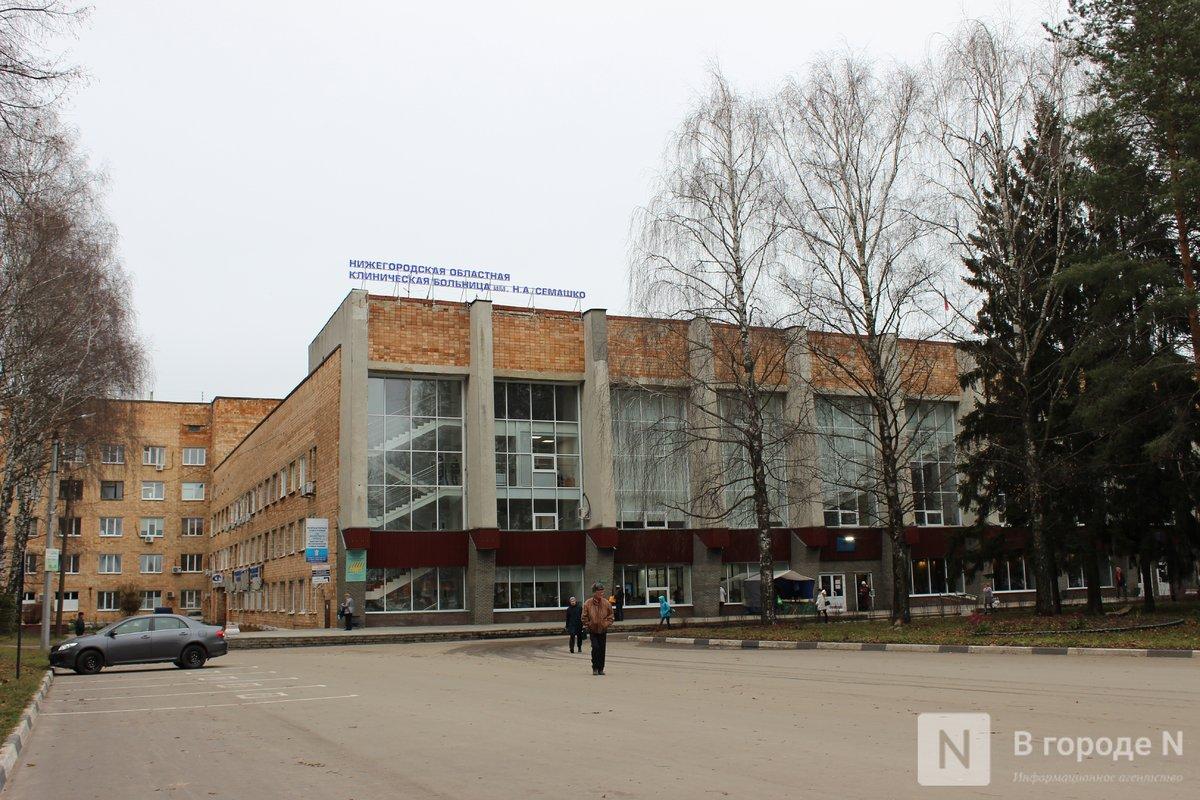 Четыре консультативных центра по диагностике и лечению коронавируса открыты в Нижегородской области