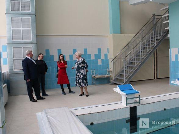 Возрожденный «Дельфин»: как изменился знаменитый нижегородский бассейн - фото 20