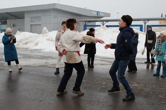 Нижегородцы отметили спортивную Масленицу в «Зимней сказке» - фото 24