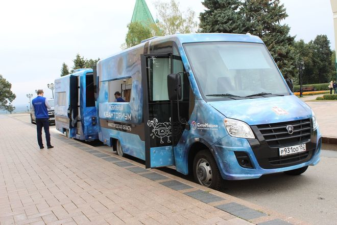 Мобильные технопарки для детей приедут в отдаленные школы Нижегородской области - фото 2