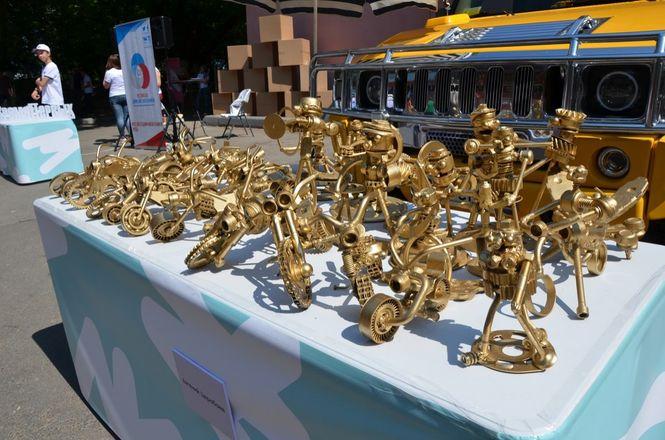 По стопам Кулибина: фестиваль изобретателей Rukami впервые прошел в Нижнем Новгороде - фото 22