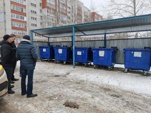 Более 700 нарушений на контейнерных площадках выявлено в праздники в Нижегородской области