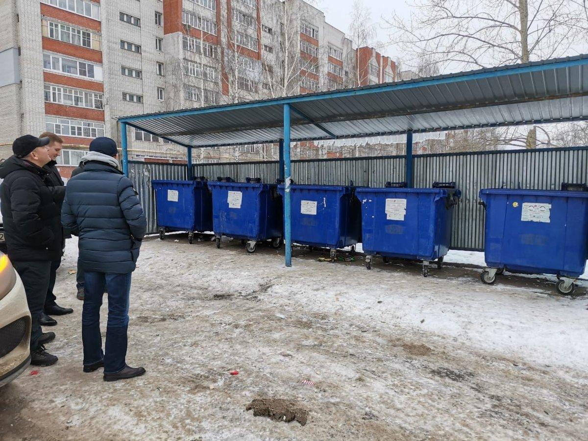 Более 700 нарушений на контейнерных площадках выявлено в праздники в Нижегородской области  - фото 1