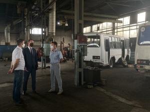 Городецкое транспортное предприятии погасило долги по зарплате сотрудникам