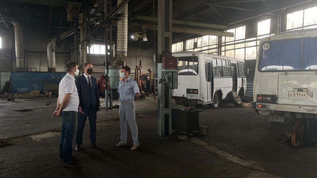 Городецкое транспортное предприятии погасило долги по зарплате сотрудникам - фото 1