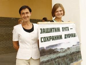 Глеб Никитин пообещал не отдавать Волжскую пойму застройщикам