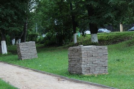 Завершение благоустройства двух бульваров в Приокском районе сдвинулось на октябрь