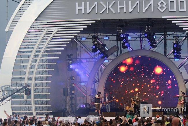 «Столица закатов» без солнца: как прошел первый день фестиваля музыки и фейерверков в Нижнем Новгороде - фото 50
