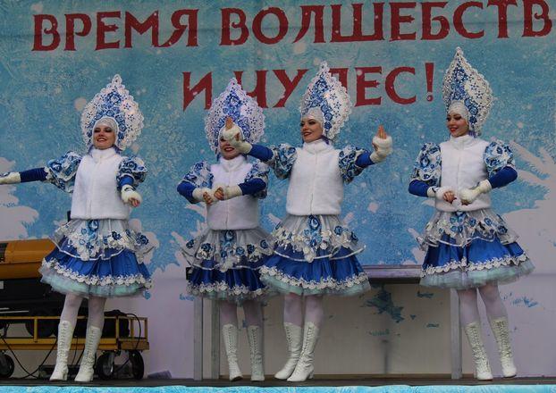 Нижегородцы отметили спортивную Масленицу в «Зимней сказке» - фото 26