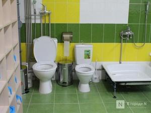 Никитин пообещал заняться туалетами в центре Нижнего Новгорода