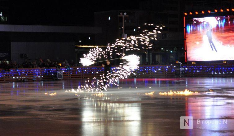 Ирина Слуцкая с ледовым шоу открыла площадку «Спорт Порт» в Нижнем: показываем, как это было - фото 23