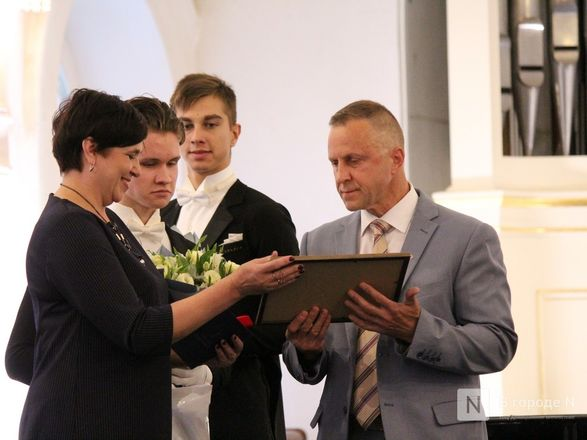 Лауреатов премии Нижнего Новгорода наградили в День города - фото 22