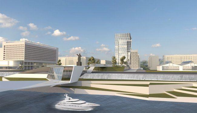Нижегородские архитекторы представили концепцию благоустройства площади Ленина - фото 5
