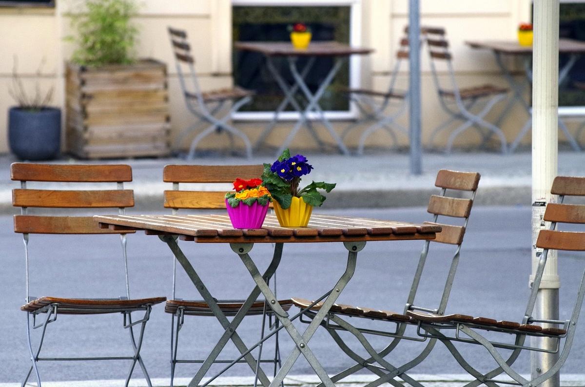 Нижегородские кафе могут освободить от платы за размещение летних веранд  - фото 1
