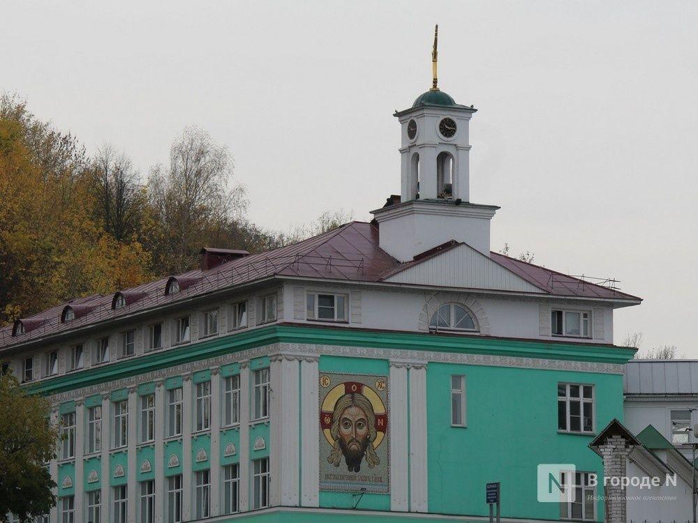 Нижегородской духовной семинарии исполнилось 300 лет - фото 1