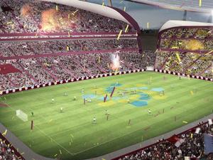 Взгляд в будущее: стадионы ЧМ-2022 в Катаре