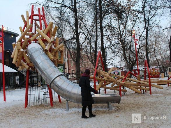 Первые ласточки 800-летия: три территории преобразились к юбилею Нижнего Новгорода - фото 45