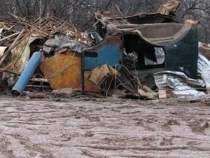 Незарегистрированные места скопления отходов появились в Нижнем Новгороде в новогодние праздники