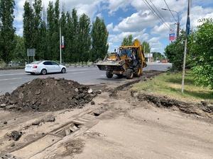 4,5 тысяч кв метров дорожного покрытия обновят в Ленинском районе