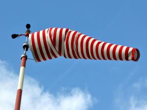Скорость ветра в Нижегородской области в ближайшие 3 часа поднимется до 21 м/с