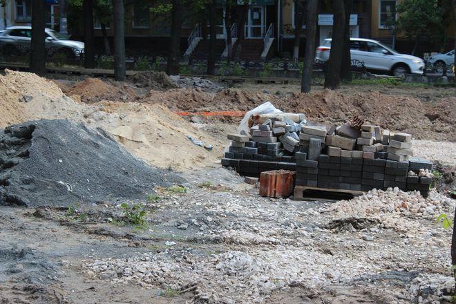 Не прошло и года: нижегородские скверы нужно благоустраивать заново - фото 40