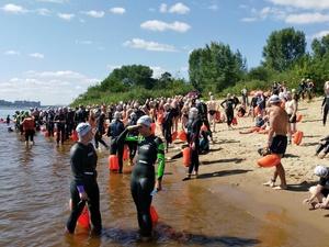 Массовый заплыв через Волгу пройдет в Нижнем Новгороде