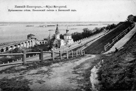 К 800-летию Нижнего Новгорода Ивановский съезд восстановят за 146,5 млн рублей