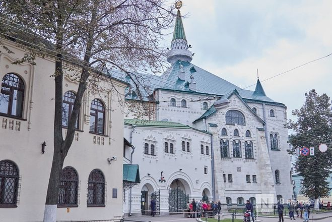 Победители проекта «В городе N» побывали на эксклюзивной экскурсии в Госбанке на Большой Покровской - фото 20