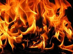 Автоэлектрик сгорел на работе в поселке Мухтолово