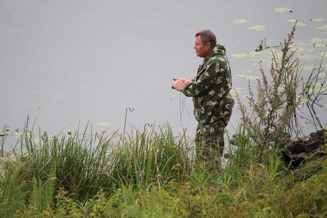 Три вида ухи и лодка в подарок: в Нижнем Новгороде стартовал фестиваль рыбалки - фото 27