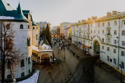 В Нижнем Новгороде определены территории для благоустройства в 2019 году