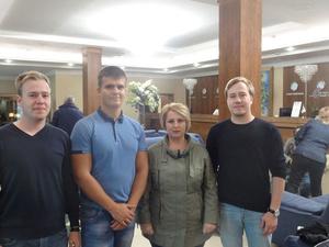 Команда НГТУ – победитель Всероссийской студенческой олимпиады по литейному производству