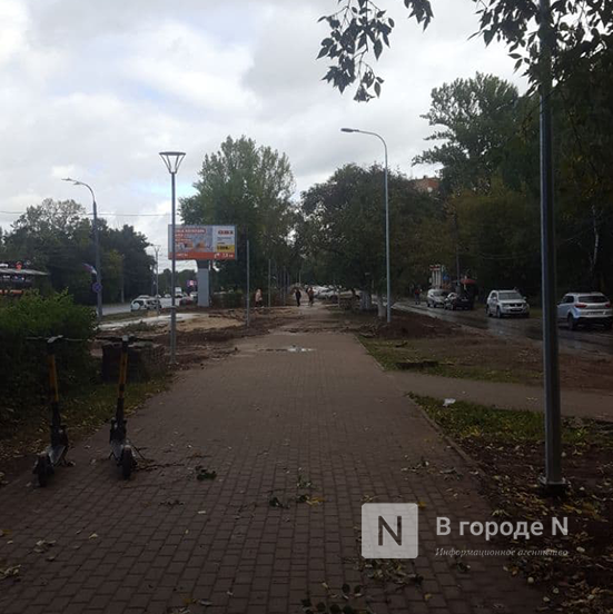 Подрядчик восстановит благоустройство у площади Маршала Жукова в течение месяца - фото 1