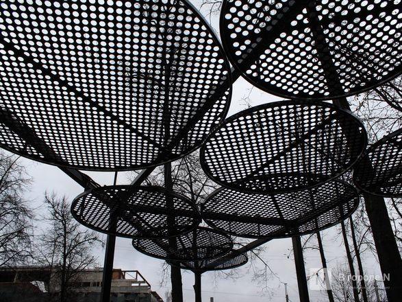 Благоустройство Чернопрудского сквера завершится в следующем году - фото 14