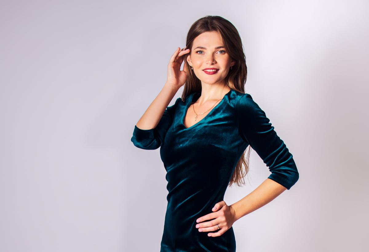Претендующая на титул «Мисс Офис — 2021» нижегородка год не решалась направить заявку на конкурс - фото 1
