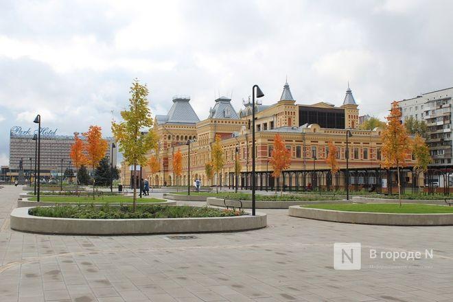 Канал, Шуховская башня и «чайная баба»: как преобразилась Нижегородская ярмарка - фото 60