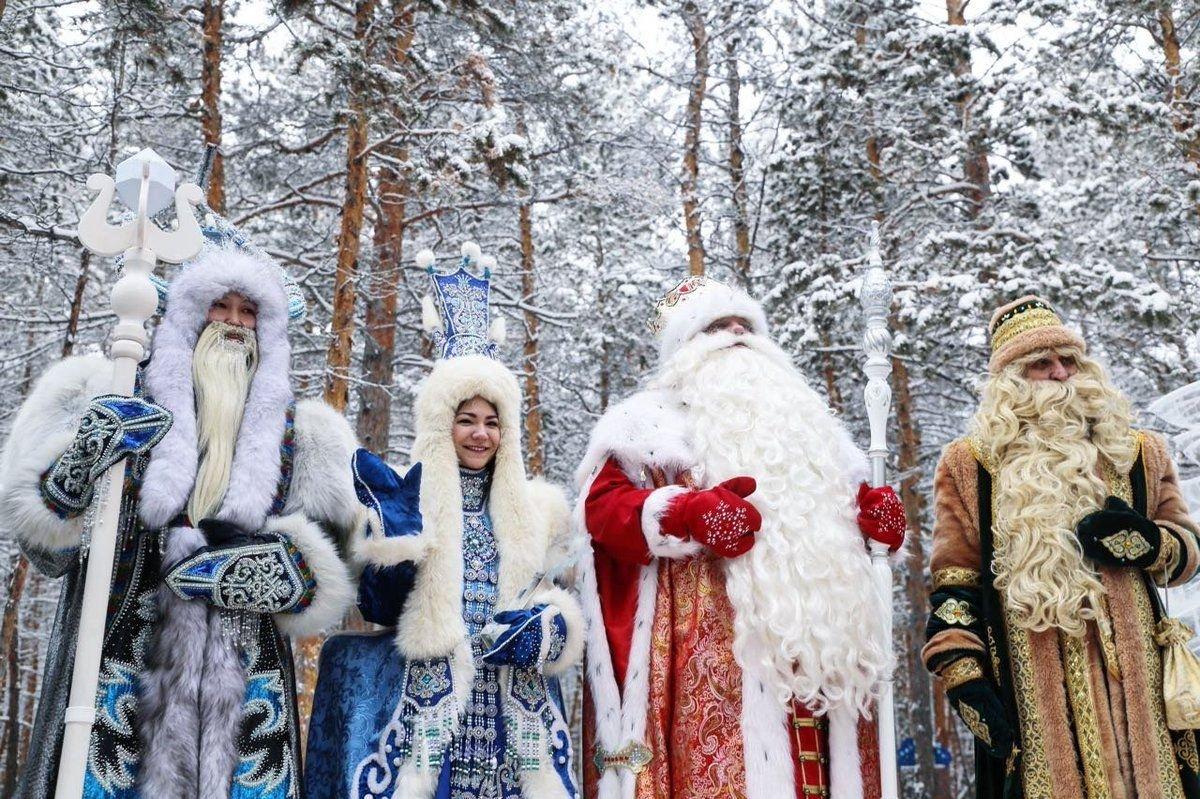 14 Дедов Морозов со всей России приедут в Нижний Новгород - фото 1