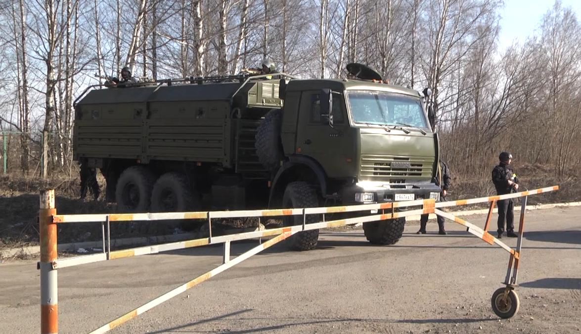 Операцию по освобождению автостанции в Щербинках провели бойцы ФСБ - фото 2